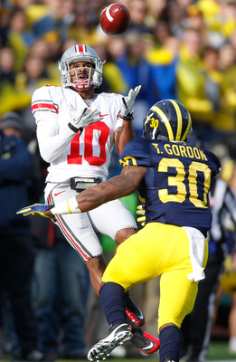 "Michigan ended Ohio State's winning streak in ""The Game"" in 2011, but the Buckeyes started a new streak in 2012."