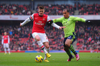 Carl Jenkinson has been fantastic for the Gunners in their last two matches.