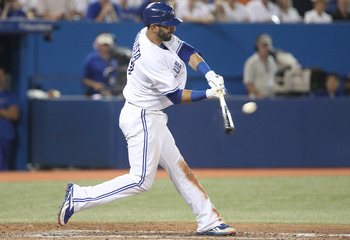 Jose Bautista has anchored the Blue Jays lineup for the last three seasons.