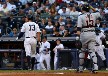 Yankees' third baseman Alex Rodriguez is expected to begin 2013 on the disabled list.