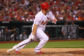 Matt Adams gets lost in a loaded Cardinals system, but he can really hit.