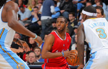 Chris Paul's not the player he used to be. But that's not necessarily a bad thing.
