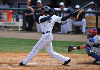 A Tigers fan in your fantasy league might be stuck on his own players such as center fielder Austin Jackson.