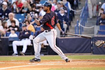 Just how good can rookie center fielder Aaron Hicks be for the Twins?