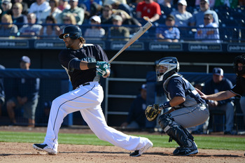 Michael Morse returns to his former home to help boost a sagging Mariners offense.