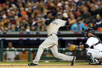 Eduardo Nunez takes over for the injured Derek Jeter at shortstop for the New York Yankees.