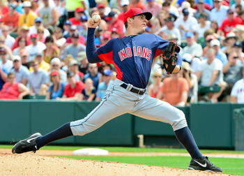 If Bauer can maintain his control in Triple-A, his call-up may come soon.