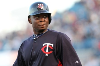 Miguel Sano's bat is close to being registered as an illegal weapon with the U.S. Government.