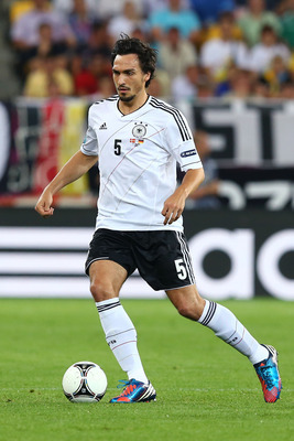 Without players like Mats Hummels available, Germany cannot fix its weaknesses.
