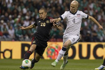 The United States travelled to the Azteca Stadium in Mexico to face its familiar rivals.