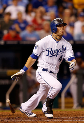 Royals LF Alex Gordon