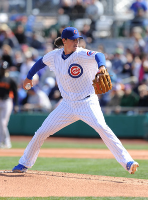 Cubs SP Jeff Samardzija