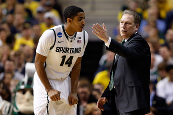 Tom Izzo is a Master of March. Can he handle Duke's high-flying offense?