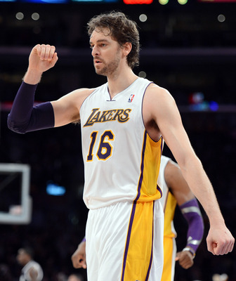 Pau Gasol must play to his strengths.
