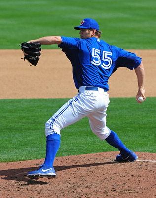 Josh Johnson has looked great in a Blue Jays uniform.