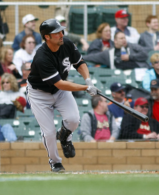 Paul Konerko continues to pace the White Sox offense.