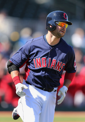 Nick Swisher has been Swishalicious for Cleveland so far.