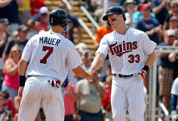 Was this the last spring in which we'll see Joe Mauer and Justin Morneau in the same uniform?
