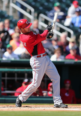 Ryan Ludwick hasn't done much this spring.
