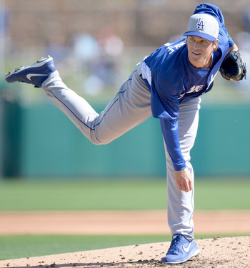 Things haven't gone according to plan for Zack Greinke and the Dodgers this spring.