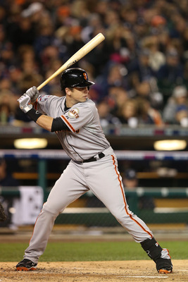Buster Posey is the reigning NL MVP.