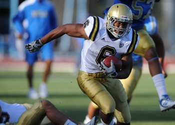 UCLA RB Jordan James (6)