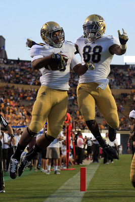 UCLA WR Jerry Rice Jr. (88)