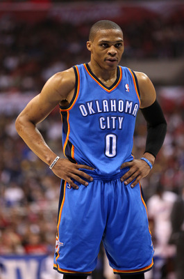 Westbrook's intensity can sometimes get in the way of his game.