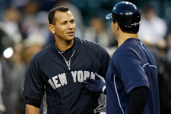 Alex Rodriguez and Mark Teixeira will both miss significant time in 2013