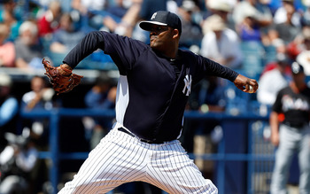 Sabathia heads up a rotation with plenty of depth