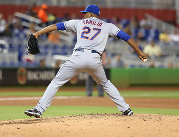 After a poor first outing, Familia has had an exceptional spring.