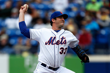 Harvey has struggled a bit with his command, but he has nonetheless been dominant this spring.