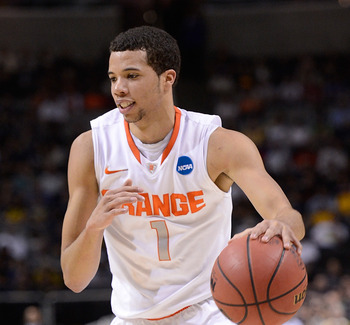 Syracuse's Michael Carter-Williams