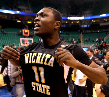 Wichita State's Cleanthony Early
