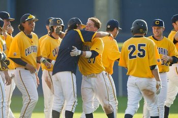 photo courtesy of Cal Baseball Twitter