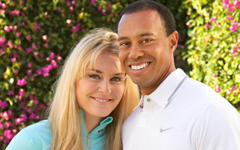 Image via Tiger Woods/Lindsey Vonn