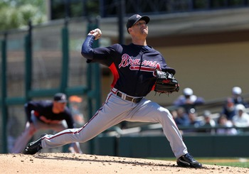 Could this be Tim Hudson's final season for the Atlanta Braves?