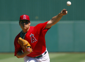Jason Vargas will look to pitch his way into a more stable future with the Los Angeles Angels.