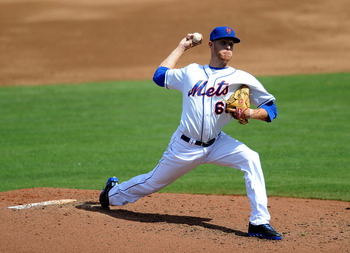 Mets prospect Zack Wheeler will start in Triple-A Las Vegas—for now.