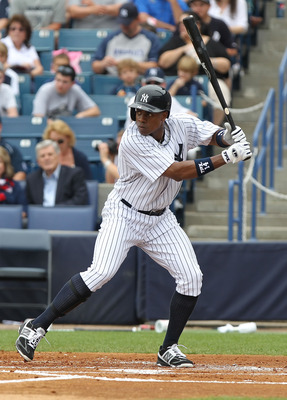 Is this Curtis Granderson's last year in pinstripes?