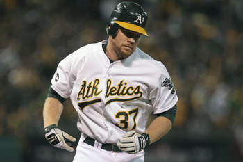 Is first baseman Brandon Moss the real deal? The Oakland A's will find out this season.