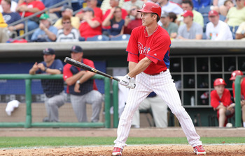 Whether Chase Utley remains in a Philadelphia Phillies uniform next season remains to be seen.