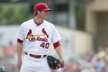 Prospect Shelby Miller has turned himeself into a legitimate Rookie of the Year candidate.