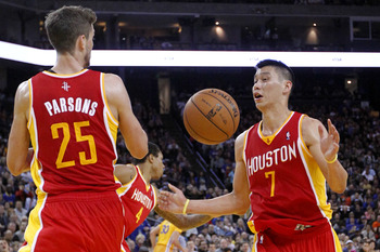 Either Chandler Parsons or Jeremy Lin will have to step up when called upon.