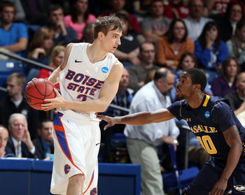 Despite falling to La Salle in the first round, the Broncos made the NCAA tournament this year for the first time since 2008.