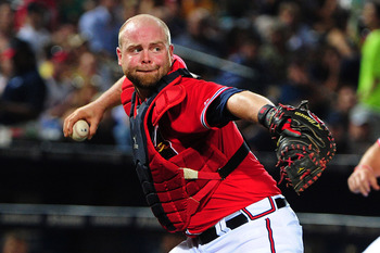 Brian McCann had shoulder surgery in October.