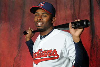 Before 2013, Michael Bourn had played exactly two career games at Progressive Field—both in 2007; he went 1-for-2.