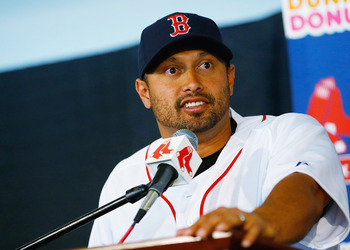 Shane Victorino owns three seasons of 30-plus stolen bases thru 2012.