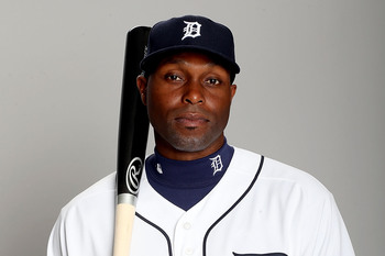 Torii Hunter's third home run of 2013 was the 300th of his fine career.
