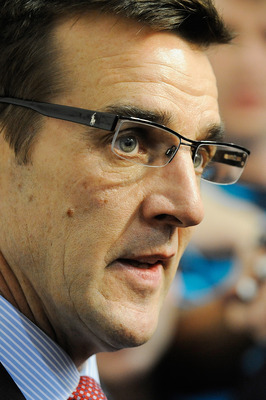 What will George McPhee's approach be at the trade deadline?